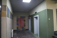 Лифтовой холл 1 этажа