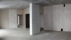 Фото гостиной  3-комнатной 92 кв.м.