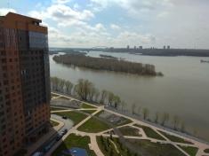 Вид на реку с 12 секции