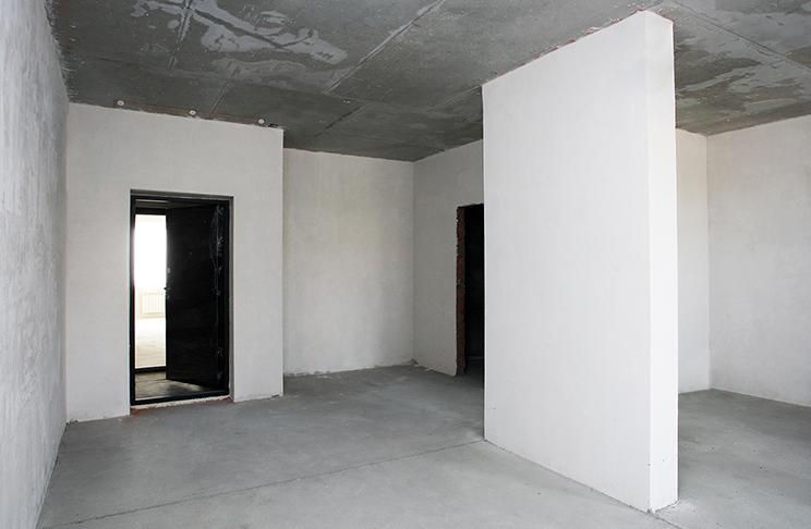 Квартира под самоотделку